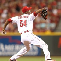 Aroldis Chapman no longer the Reds closer